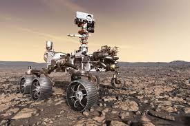 Robot explorador espacial Mars 2020 Rover imagen