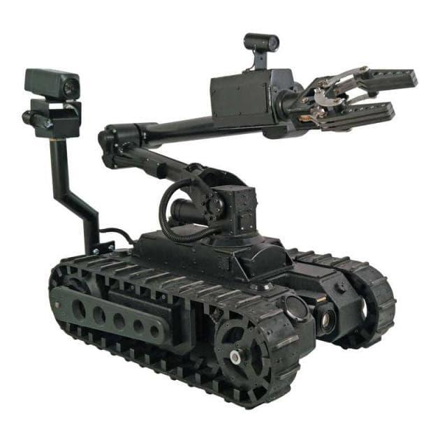 Imagen del Robot explorador LT2-F Bulldog Tactical Robot