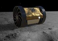 Imagen del Robot explorador expacial Jaguar-I de México que va a la Luna