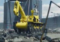 el robot joker alemán enviado a Chernobyl