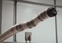 El robot de OC Robotics tiene forma de serpiente