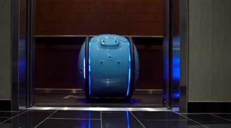 Gita es el robot creado por Piaggio