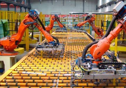 Los robots destruyen 400.000 puestos de trabajo desde el 2.000